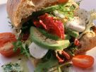 Avocado-Tomaten-Sandwich Rezept