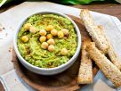 Bärlauch-Hummus Rezept