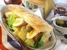 Baguette-Sandwich mit Thunfisch Rezept