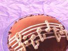 Baiser-Schoko-Torte mit Quarksahne und Erdbeeren Rezept