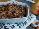 Baked Oatmeal mit Apfel und Möhre Rezept