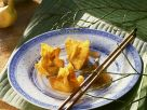 Bananen-Wan Tans Rezept