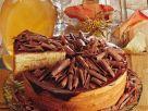 Baumkuchen mit Schokoraspeln Rezept