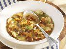 Bayerische Brezensuppe Rezept