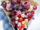 Beerentarte mit Vanillecreme Rezept