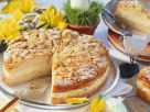 Bienenstichkuchen mit Mandelcreme Rezept