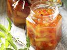 Birnen-Apfel-Konfitüre mit Vogelbeeren Rezept