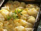 Birnen-Kartoffel-Auflauf Rezept