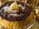 Birnentorte mit Schokolade Rezept
