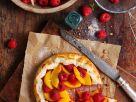 Blätterteig-Früchtetarte Rezept