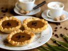Blätterteig-Tarteletts mit Kaffeecreme Rezept