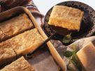 Blätterteigpastete mit Käse aus Bulugarien Rezept