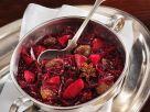 Blaukraut mit Apfel und Maroni Rezept