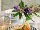 Blinis mit Lachs Rezept