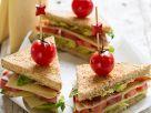 BLT-Sandwich mit Le Gruyère AOP Rezept