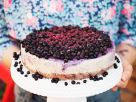 Blueberry Cheesecake Rezept