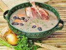 Bohnensuppe mit Eisbein Rezept