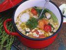 Bohnensuppe mit Gemüse Rezept