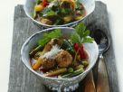 Bohnensuppe mit Hack-Kräuter-Klößchen Rezept