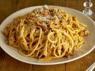 Bolognese-Pasta Rezept