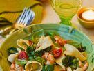 Breite Bandnudeln mit Meeresfrüchten Rezept