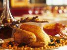 Bresse-Huhn mit Kartoffeln Rezept