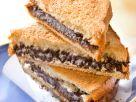 Brioche-Sandwiches mit Nuss-Nugat-Creme Rezept