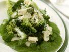 Brokkoli mit Blauschimmelkäse Rezept