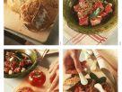 Brot mit Lammfüllung Rezept