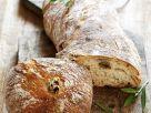Brot mit Oliven Rezept