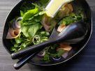 Brunnenkresse-Gurken-Salat Rezept
