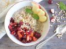 Buchweizen Porridge Rezept