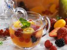 Bunte Frucht-Bowle Rezept