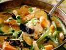Bunte Gemüsesuppe mit Sommergemüse Rezept