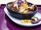 Bunte Kartoffelchips Rezept