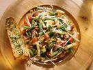 Bunter Bohnen-Gemüse-Salat Rezept