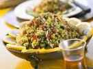 Bunter Bulgur-Salat Rezept