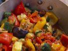 Bunter Gemüsetopf (Ratatouille) Rezept