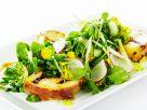 Bunter Salat mit Birne Rezept