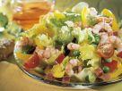 Bunter Salat mit Shrimps Rezept