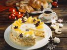 Buttercremetorte mit Orange Rezept