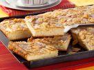 Butterkuchen mit Mandeln Rezept