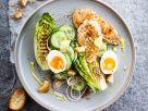 Caesar Salad mit Hähnchen Rezept