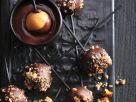 Cake Pops mit Schokosauce Rezept