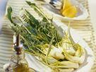 Catalonia Salat mit Zitrone und Olivenöl Rezept