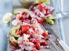 Ceviche mit Tomaten und Avocado Rezept