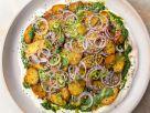Chaat-masala-Kartoffeln Rezept