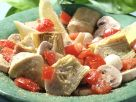 Champignon-Artischocken-Salat Rezept