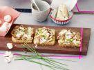 Champignon-Käse-Toasts Rezept