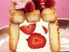 Charlotte mit Erdbeer-Joghurt-Füllung Rezept